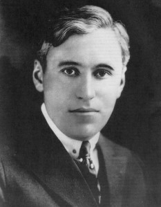 Mack Sennett, the 1st President of the Academy Of Motion Picture Arts and Sciences