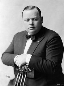 Fatty Arbuckle, the most popular man in Hollywood